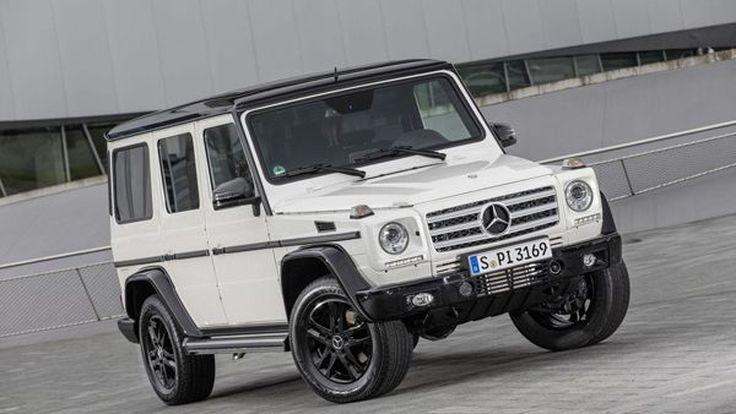 Mercedes-Benz ยืนยันออกแบบ G-Class รุ่นใหม่ให้เป็นทรงกล่องเหมือนเดิม