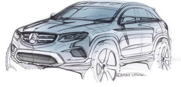 Mercedes-Benz ยืนยันเปิดตัว GLC วันที่ 17 มิถุนายนนี้
