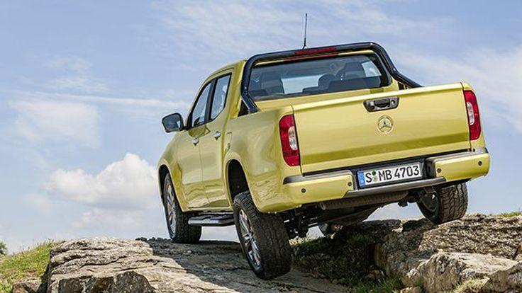 "Mercedes-Benz ยืนยัน ""มีความจำเป็น"" ต้องให้ Nissan ช่วยพัฒนารถกระบะ X-Class"