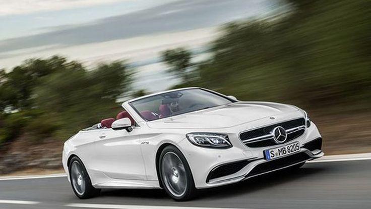 Mercedes-Benz คอนเฟิร์มเปิดตัว S-Class Coupe และ Cabriolet ที่แฟรงค์เฟิร์ต