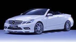 Mercedes-Benz E-Class Cabrio ดูดีได้อะไรได้ ด้วยชุดแต่ง Caractére RS จาก Piecha Design