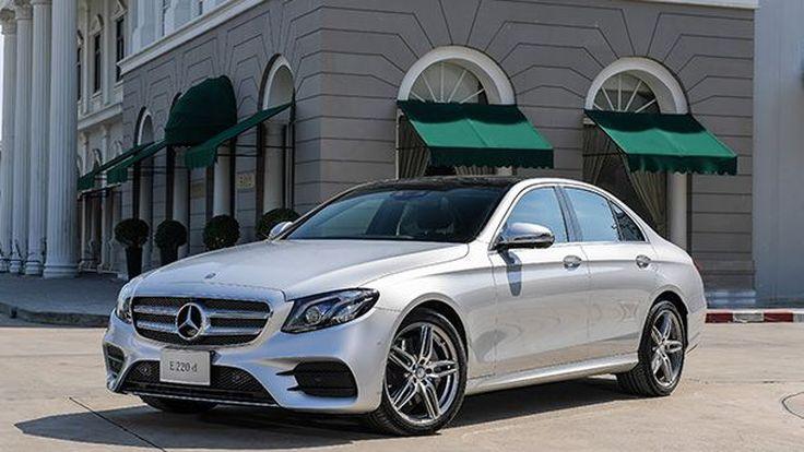 [Video] Mercedes-Benz เปิดตัว E-Class โฉมใหม่ประกอบไทย ค่าตัวถูกลงกว่าครึ่งล้าน