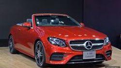 TIME2017: พาชม Mercedes-Benz E300 Cabriolet AMG Dynamic รุ่นใหม่ กับค่าตัว 5.19 ล้านบาท
