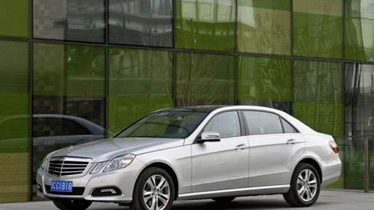 Mercedes-Benz E300L รถซีดานหรูฐานล้อยาว เจาะกลุ่มเศรษฐีจีน เผยโฉมที่ Beijing Motor Show