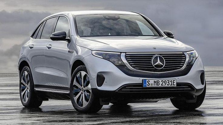 """Mercedes-Benz EQC พร้อมแล้วกับรถไฟฟ้า ขายจริงปีหน้า """" EQC 400 4MATIC """""""