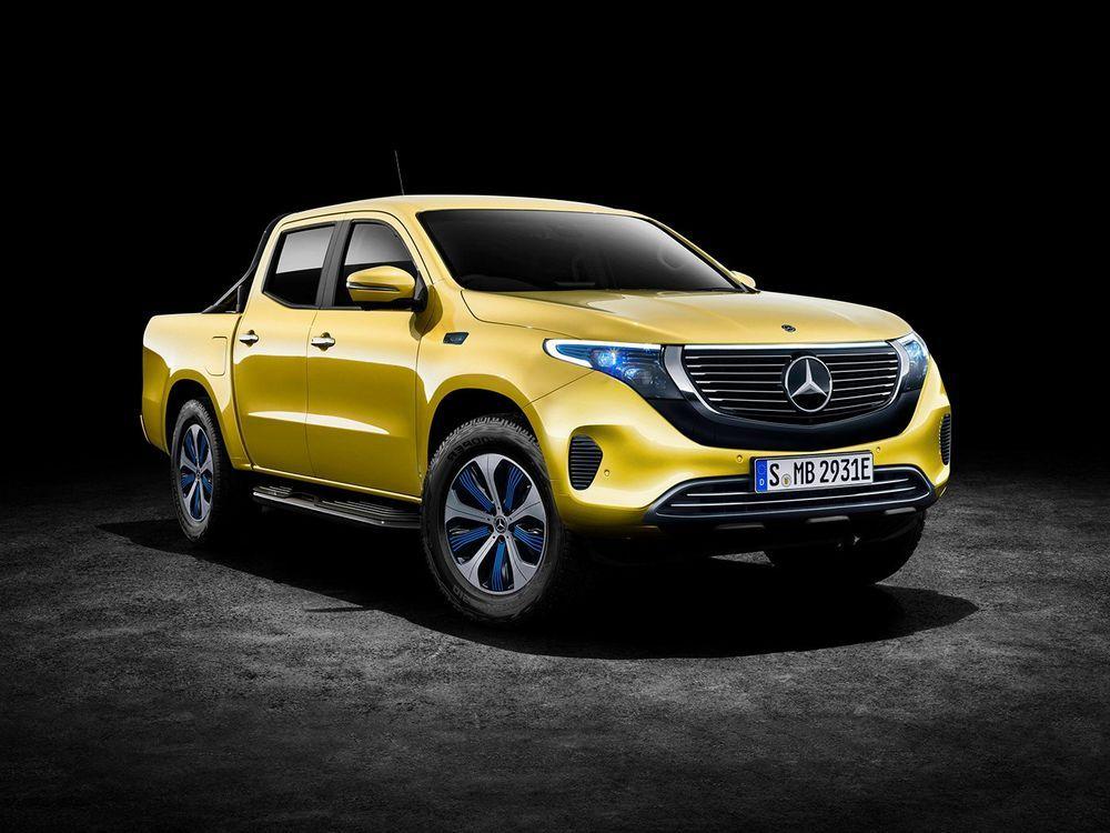 อาจได้เห็น A-Class และ X-Class ในแบบพลังงานไฟฟ้าจาก Mercedes-Benz