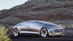 เปิดตัวแล้ว Mercedes-Benz F 015 Luxury in Motion รถต้นแบบขับขี่อัตโนมัติ