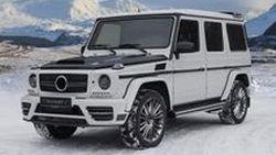 Mansory ปรับแต่ง Mercedes-Benz G-Class เน้นความสมบุกสมบัน