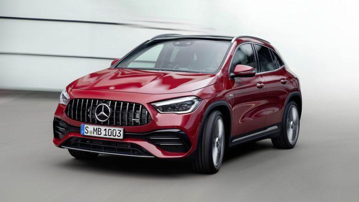 All-new Mercedes-Benz GLA ใหม่ทั้งหมด