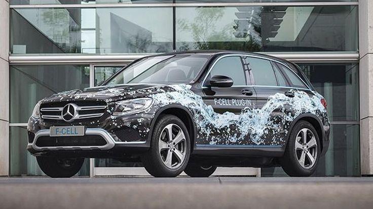 Mercedes-Benz GLC F-CELL รถไฮโดรเจนแบบปลั๊กอิน