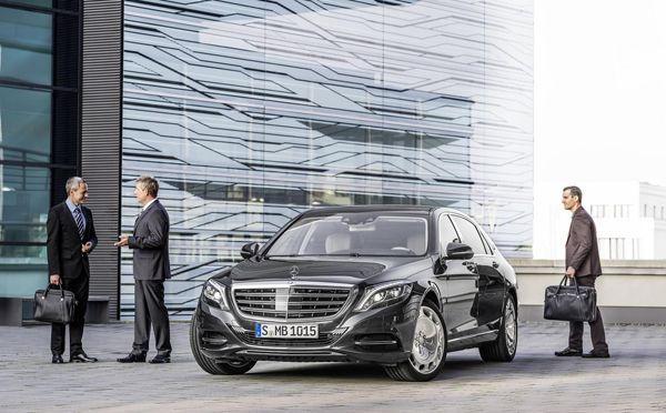 Mercedes-Benz อาจขยายไลน์ Maybach ถ้าได้เสียงตอบรับดี