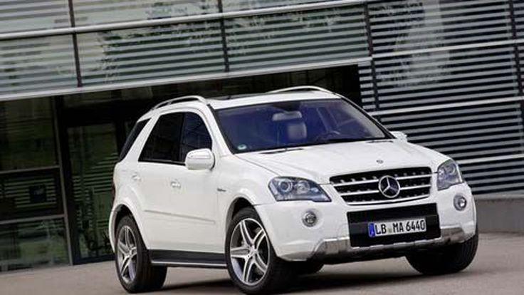 Mercedes-Benz ML63 AMG รุ่นปี 2011 รถ SUV หรูใหญ่ 510 แรงม้า ใหม่ในสมรรถนะเดิมๆ