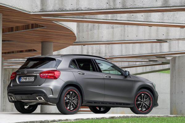 Mercedes-Benz แนะนำล้อคอลเลกชั่นใหม่ตามสมัยนิยม