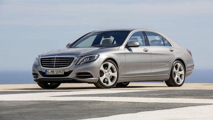 "Mercedes-Benz เผย ""S-Class"" ทุบสถิติยอดขายทะลุ 1 แสนคันภายในปีเดียว"