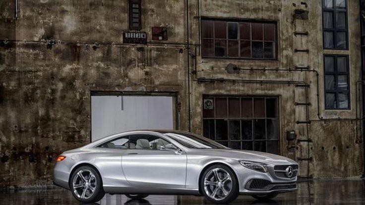 หล่อหรูทุกมุมมอง Mercedes-Benz เผยโฉม S-Class Coupe ตัวต้นแบบ ก่อนเปิดตัวจริงปีหน้า