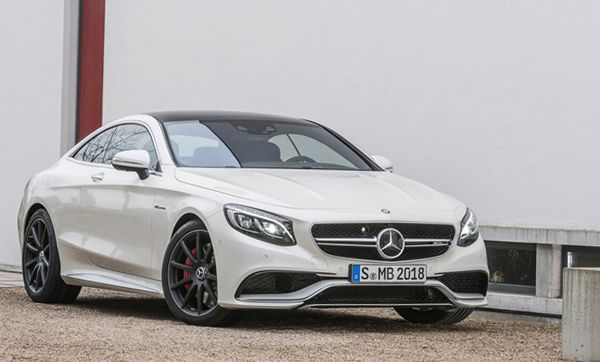 เผยโฉม Mercedes-Benz S63 AMG Coupe หล่อแรงอีกระดับ