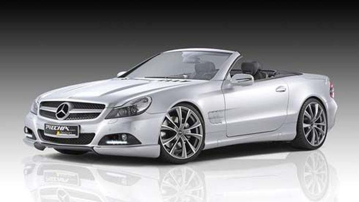 Mercedes-Benz SL ไมเนอร์เชนจ์ หล่อแรงได้อีกด้วยชุดแต่งจาก Piecha Design