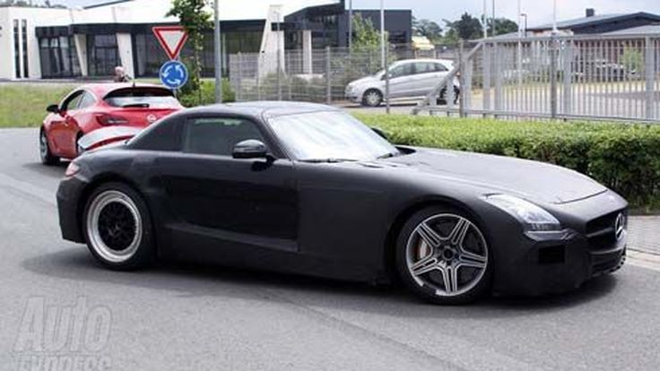 Mercedes-Benz SLC กลับตัวก็ไม่ได้ จะไปก็ไม่ถึง รอวัดดวงเรื่องต้นทุนการผลิต