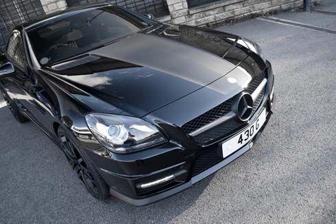 Mercedes-Benz SLK 200 AMG (R172) BRABUS แต่งต่ออีกโดย Project Kahn