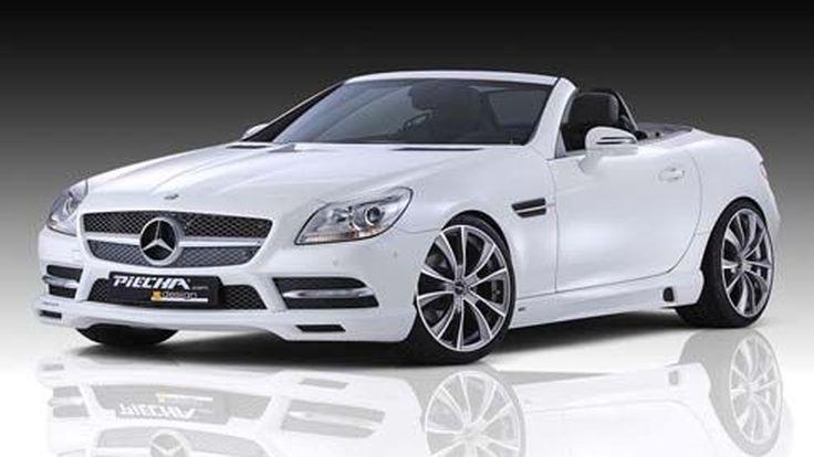 Mercedes-Benz SLK R172 รุ่นปี 2012 ในชุดแต่ง Accurian RS โดย Piecha Design
