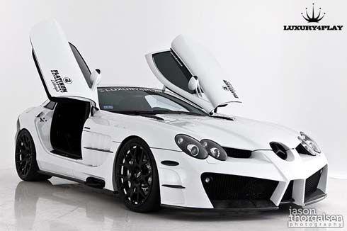 Mercedes-Benz SLR McLaren แต่งโดย RENNtech มันคือ SLR ที่เร็วที่สุดในโลก