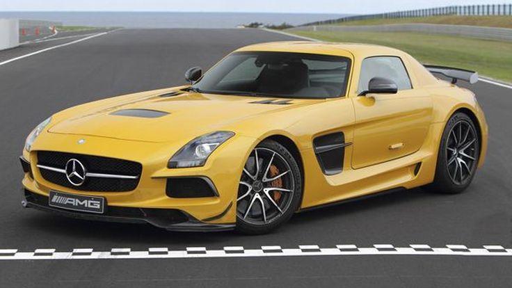 """Mercedes-Benz เตรียมยุติสายการผลิต SLS ต้นปีหน้า เปิดทางให้ """"SLC"""""""