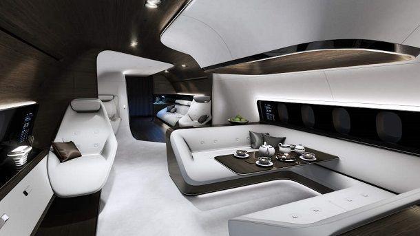 โชว์ทักษะ!!! เมอร์เซเดส-เบนซ์ สไตล์ จับมือลุฟท์ฮันซ่า ออกแบบห้องโดยสารเครื่องบินสุดหรู