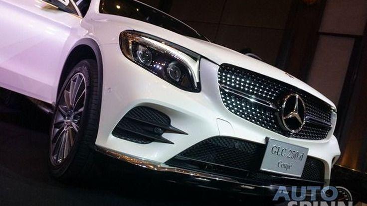 Mercedes-Benz เผยรถเอสยูวีมาแรงเพียงครึ่งปีโตเกือบ 400% Plug-in Hybrid มีสัดส่วนเพิ่มสูงขึ้น