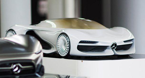 จงใจหรือตั้งใจ? Mercedes-Benz เผยภาพรถโมเดลคล้ายไฮเปอร์คาร์รุ่นใหม่