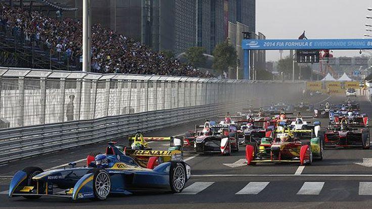 รายล่าสุด! Mercedes-Benz เตรียมลงแข่ง Formula E