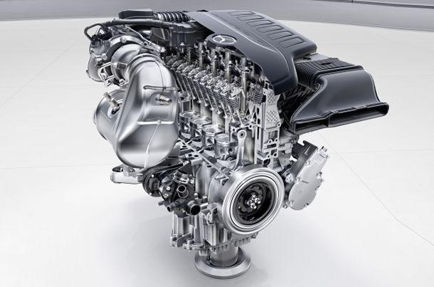 Mercedes-Benz เตรียมแนะนำเครื่องยนต์เบนซิน 4 สูบตระกูลใหม่ล่าสุด