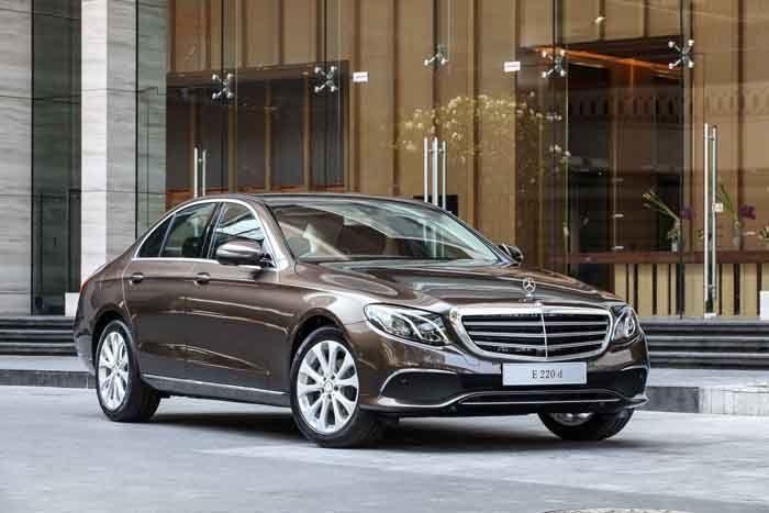 Mercedes-Benz เปิดตัว The new E-Class โวลั่นที่สุดแห่งซีดานอัจฉริยะ!