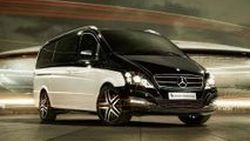 Mercedes-Benz Viano Vision Diamond Concept หรูหราสุดๆในแบบ Maybach