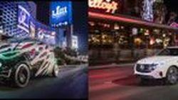 Mercedes อวดรถพลังงานไฟฟ้าและต้นแบบแห่งอนาคตทั้ง EQC และ Vision Urbanetic Concept
