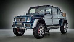[ชมคลิป] Mercedes-Maybach G65 ว่าที่อเนกประสงค์สุดหรู สายพันธุ์แรงคันใหม่
