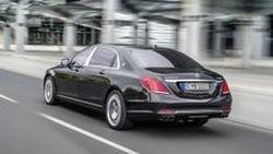 [LA Auto Show] Mercedes-Maybach S-Class ยนตรกรรมสุดหรูสำหรับลูกค้า VVIP