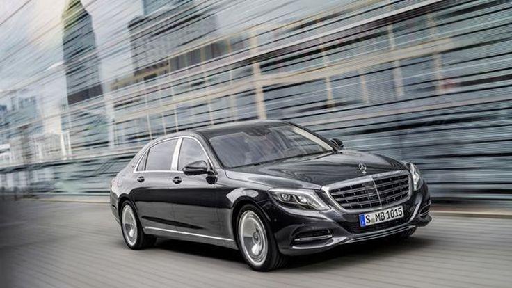 เปิดราคา Mercedes-Maybach S600 เคาะค่าตัวเริ่มต้นที่ 190,275 เหรียญสหรัฐฯ