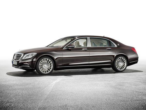 Mercedes-Maybach S600 เคาะราคาแล้วเริ่มต้น 187,841 ยูโรหรือ 7.6 ล้านบาท