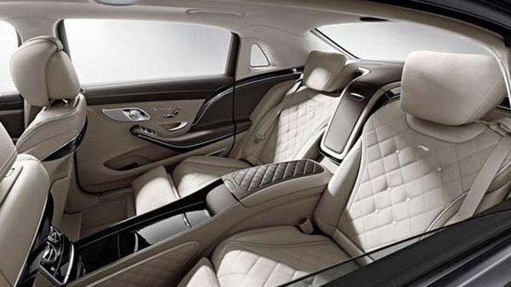 ซูเปอร์ลักชัวรี่ Mercedes-Maybach S600 เผยโฉมความหรูก่อนเปิดตัวที่อเมริกา