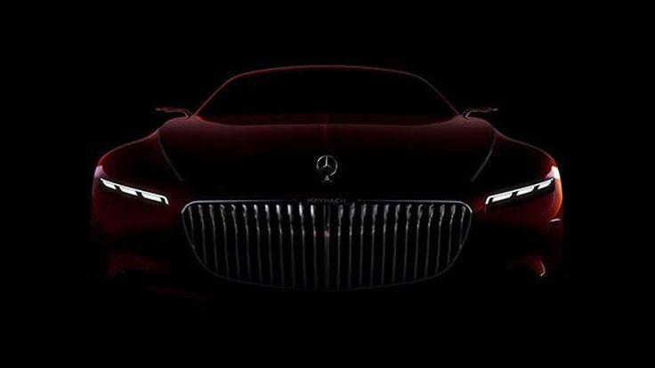 ผู้บริหารยืนยันได้เห็นแน่ รถเอสยูวี Mercedes-Maybach