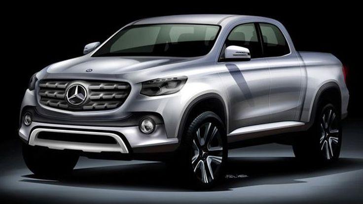 Mercedes-Benz เผยจะไม่แข่งขันกับรถกระบะขนาดใหญ่ในอเมริกาเหนือ