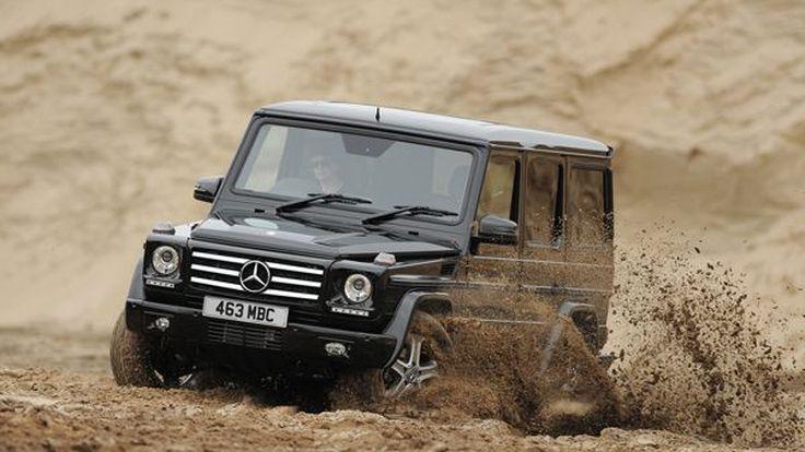 Mercedes-Benz ซุ่มพัฒนารถเอสยูวีขนาดซูเปอร์มินิ ยืมสไตล์มาจาก G-Class