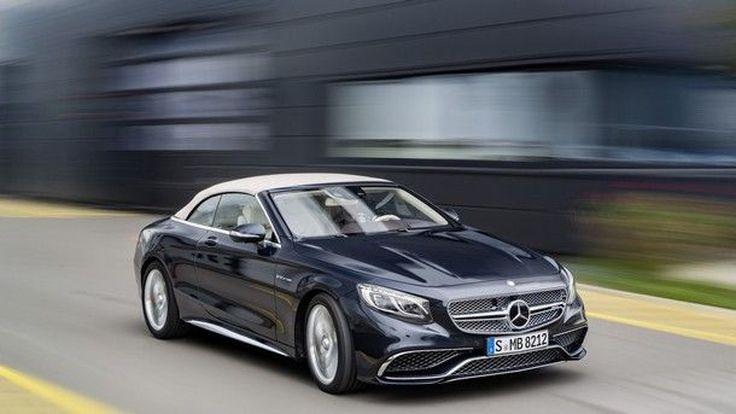 Mercedes S-Class Cabriolet เปิดตัวด้วยราคา 1.1 แสนปอนด์ หรือราวๆ 5.5 ล้านบาท