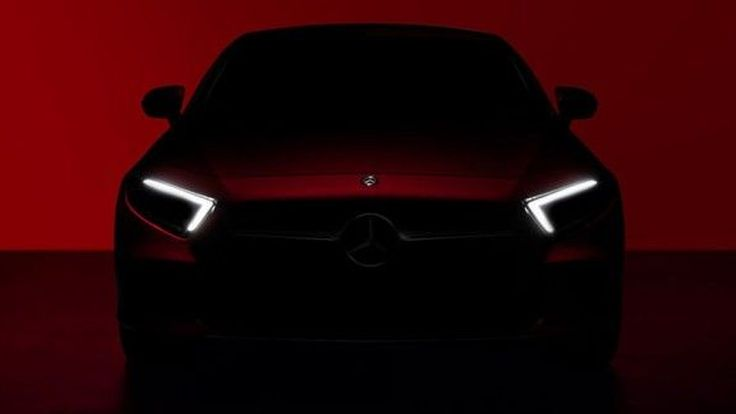 Mercedes-Benz เผยทีเซอร์ New CLS โชว์ไฟเดย์ไลท์สุดโฉบเฉี่ยว เตรียมเปิดตัว LA Auto Show ปลายเดือนนี้