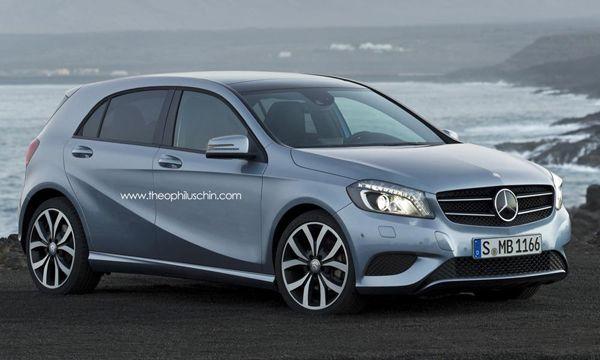 Mercedes-Benz X-Class รถพรีเมียมราคาประหยัดมาแน่ปี 2018 พัฒนาบน Renault Clio