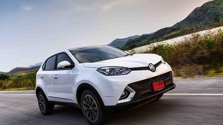 MG เติบโตกว่า 5 เท่า ยอดขายครึ่งปีแรกทะลุ 3,000 คัน ดันศูนย์บริการ 80 แห่งทั่วไทย