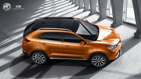 MG GS รถครอสโอเวอร์โฉมใหม่ ลุยตลาดจีนเป็นแห่งแรก
