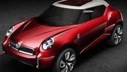 MG Icon Concept Crossover/SUV สายพันธุ์อังกฤษ ภายใต้ร่มเงา SAIC จากจีน