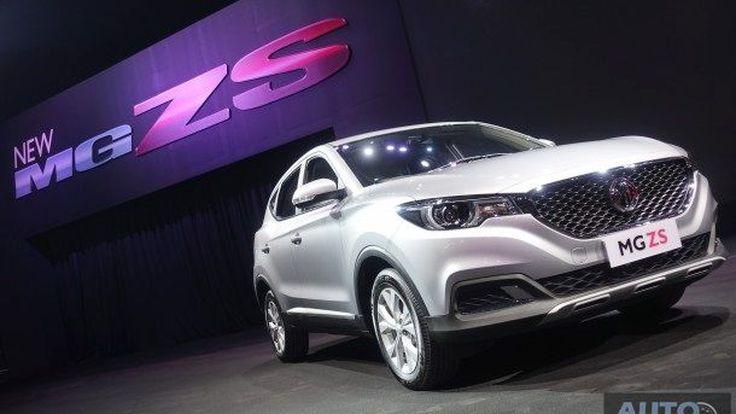 MG มั่นใจตลาด SUV โตต่อเนื่อง คาด MG ZS ยอดทะลุ 1.2 หมื่นคันต่อปี เดินหน้าขยายโชว์รูมจบ 80 แห่ง สิ้นปีนี้