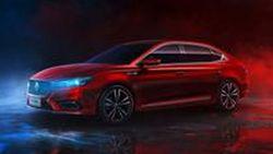 MG Motors เผยโฉม 2018 MG6 เจนเนอเรชั่นใหม่ตลาดแดนมังกร